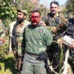 Abhinandan Varthaman In The Custody Of Pakistan