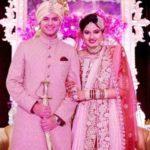 Anam Mirza And Akbar Rasheed's Marriage Photo