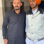 Anmolpreet Singh with his brother Tejpreet Singh
