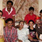 Ketaki Mategaonkar With Her Family