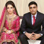 Maha Ali Kazmi Marriage Photo