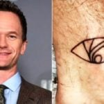 Neil Patrick Harris Tattoo