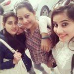 Prabh Grewal with her sisters