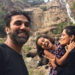 Priyanka Bose With Her Husband And Daughter