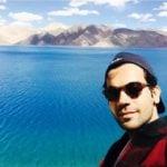 Rajkummar Rao In Ladakh