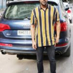 Rajkummar Rao With His Audi Q7
