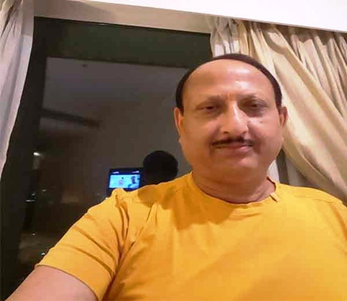 Ravish Kumar's Brother Brajesh Kumar Pandey