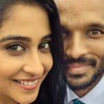 Regina Cassandra With Vikram Aditya Menon