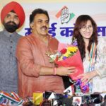 Shilpa Shinde Joined the Congress Party in February 2019