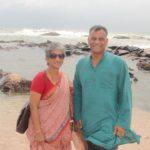 Abhinandan Varthaman's Parents