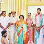 Soundarya Rajinikanth And Vishagan Vanangamudi Marriage Photo
