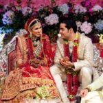 Akash Ambani And Shloka Mehta Marriage Photo