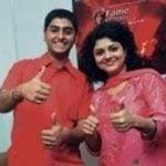 Arijit Singh With Ruprekha Banerjee