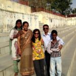 Arunima Sinha With Her Family Members