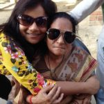 Arunima Sinha With Her Mother