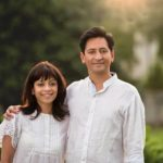 Deepak Rawat With His Wife Vijeta
