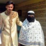 Mustafizur Rahman With His Wife Samia Parvin