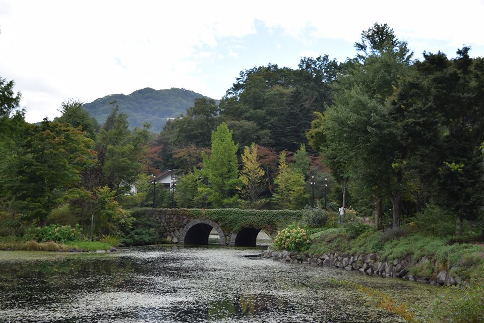 A Photo Of Karuizawa Lake Garden in Tokyo, Japan Clicked By Sonal Chouhan
