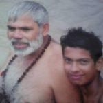 Abhinandan Pathak With His Son, Chiku Pathak