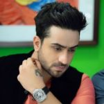 Aly Goni Anchor Tattoo