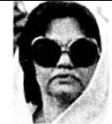 Maneka Gandhi's Mother Amteshwar Anand