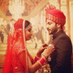 Dheeraj Dhooper's wedding image