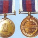 Indian Police Medal for Meritorious Services