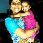 Jyoti Amge With Her Mother Ranjana Amge