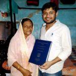 Kanhaiya Kumar's Mother Meena Devi