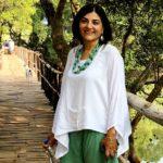 Maneka Gandhi's Sister Ambika Shukla