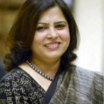 Meenakshi Lekhi Age, Husband, Family, Caste, Biography & More
