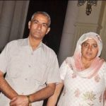 Parents of Vijender Singh