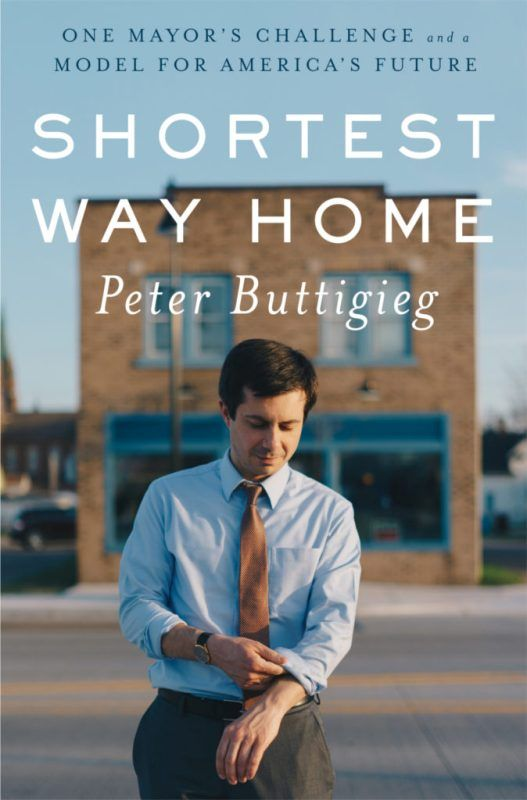 Pete Buttigieg's Book Shortest Way Home