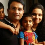 Prasanth Nair's family