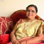 Thushar Vellappally's Mother Preethi Natesan