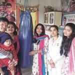 Shiva Thapa Family