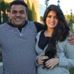 Sanjay Nirupam With His Daughter Shivani Nirupam