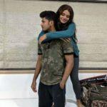Shreyas Iyer with his sister