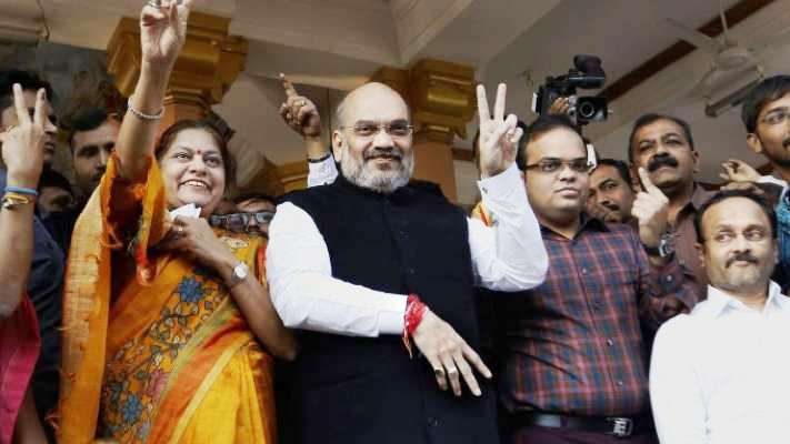 Sonal Shah with her husband Amit Shah