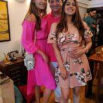 Akansha Ranjan Kapoor with her father