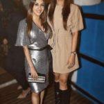 Akansha Ranjan Kapoor with her sister