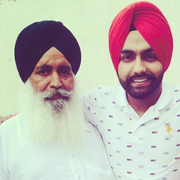 Ammy Virk Age, Girlfriend, Wife, Family, Biography & More