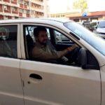 Anurag Thakur In His Santro