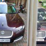 Athiya Shetty Car