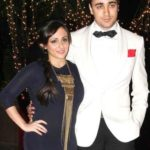 Avantika Malik with her husband