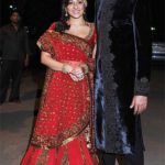 Avantika malik and Imran Khan wedding picture