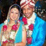 Barkha Bisht With Her Husband Indraneil Sengupta