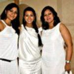 Barkha Bisht With Her Sisters