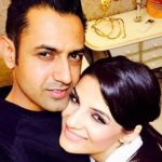 Gippy Grewal with his wife