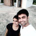 Jitendra Kumar With His Sister